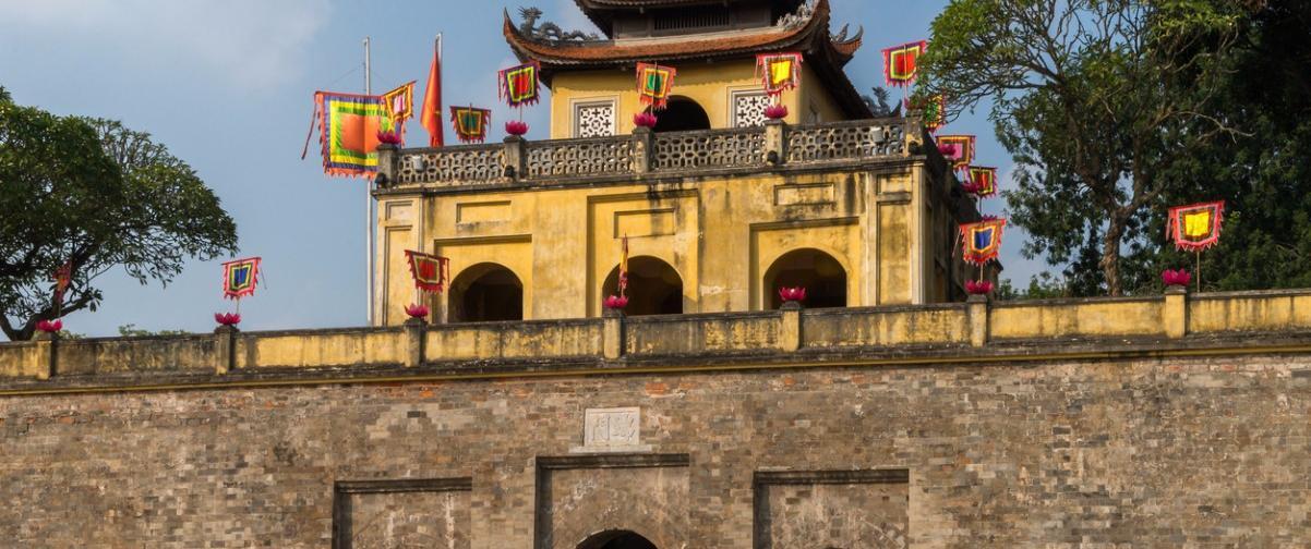 Ciudadela Thang Long