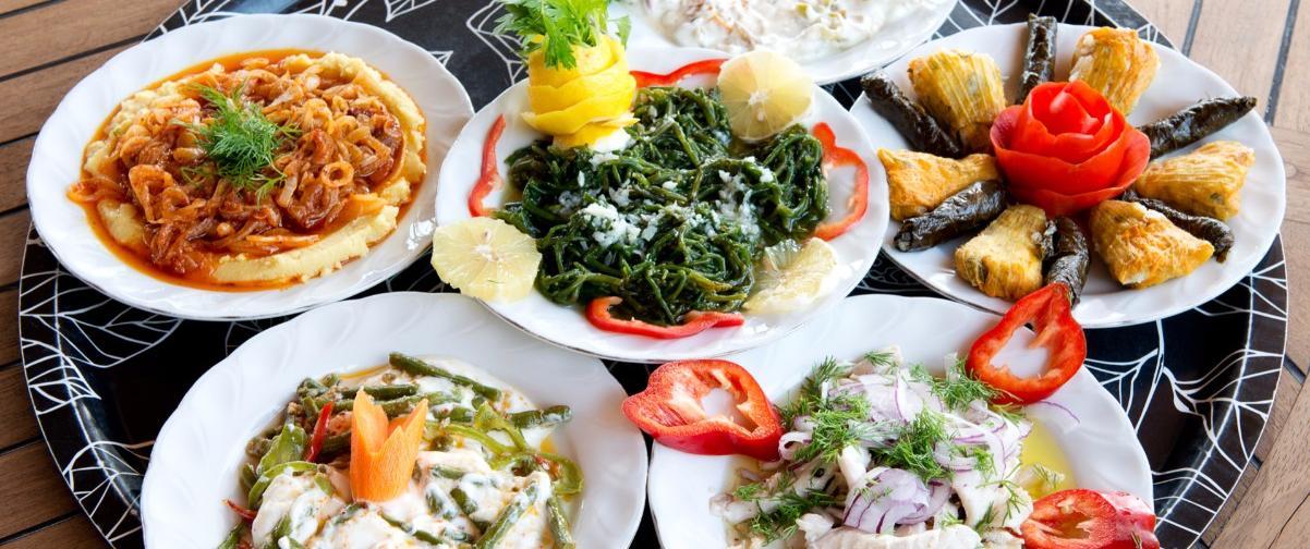 Comida tradicional turca, Guía Estambul