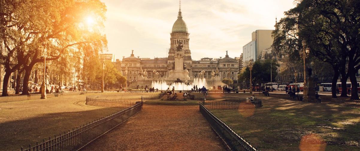 Guía Buenos Aires, Congreso