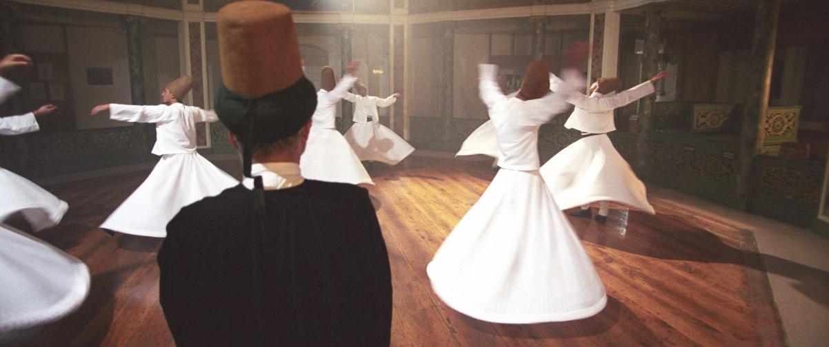 Danza de Dervishes, Guía Estambul