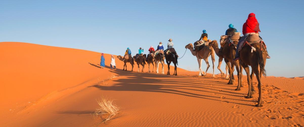 Guía Marrakech, Desierto de Merzouga