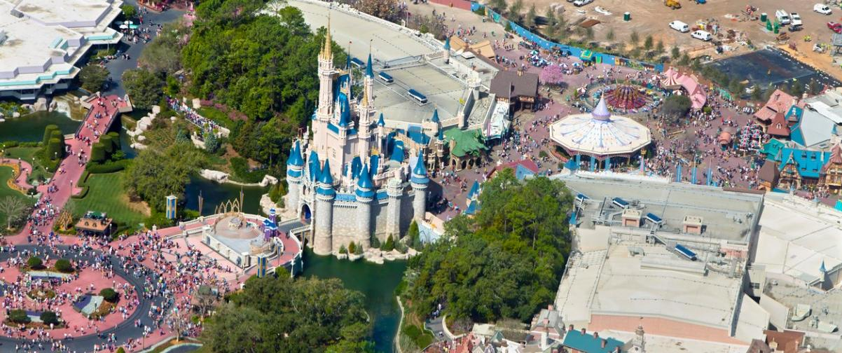 Guía Miami, Disneyworld