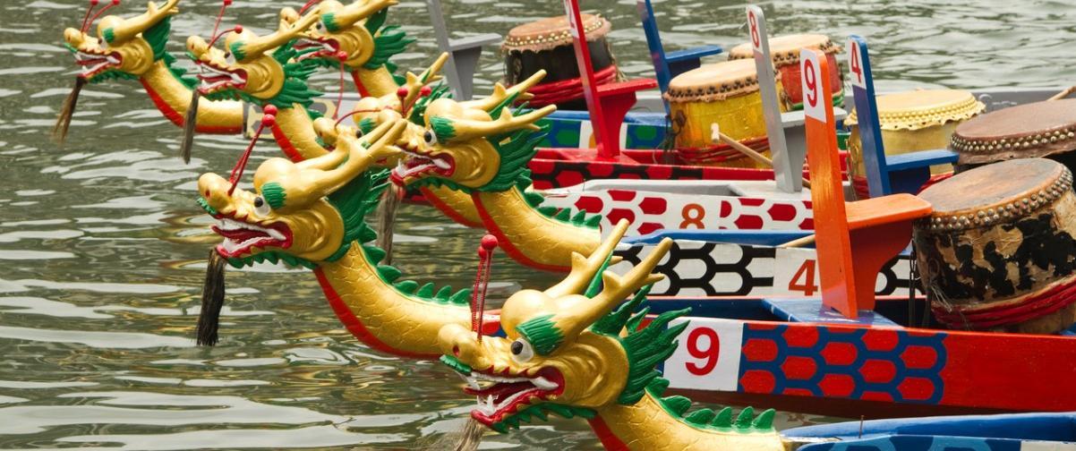 Guía Hong Kong, Dragon Boat Carnival