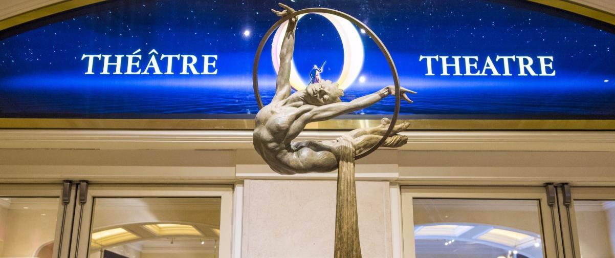 Guías Las Vegas, Entrada Circo del Sol