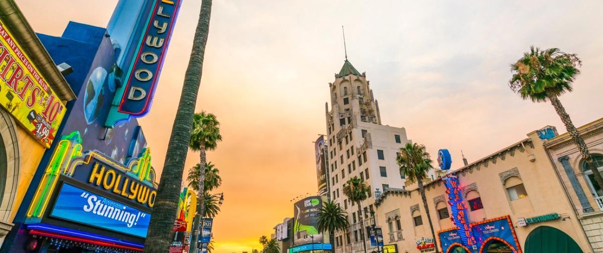 Guía Los Ángeles, Espectáculos