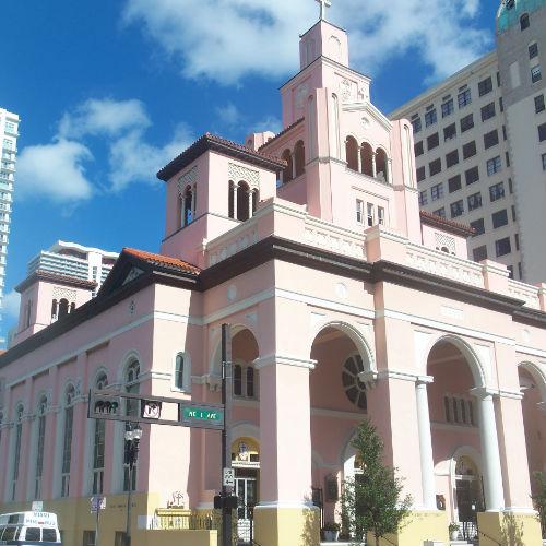 Guía Miami, Iglesia Gesu