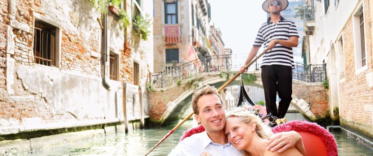Guía Venecia, Gondolero