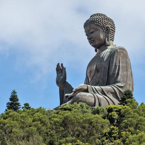 Guía Hong Kong, Gran Buda