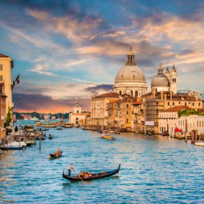 Guía Venecia, Gran Canal