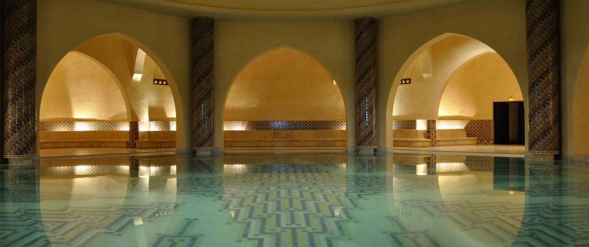Guía Marrakech, Hammam