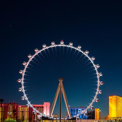 High Roller. Guía Las Vegas