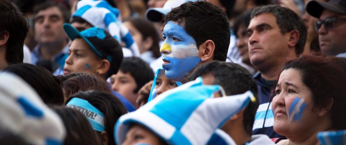 Guía Buenos Aires, Hinchada de fútbol