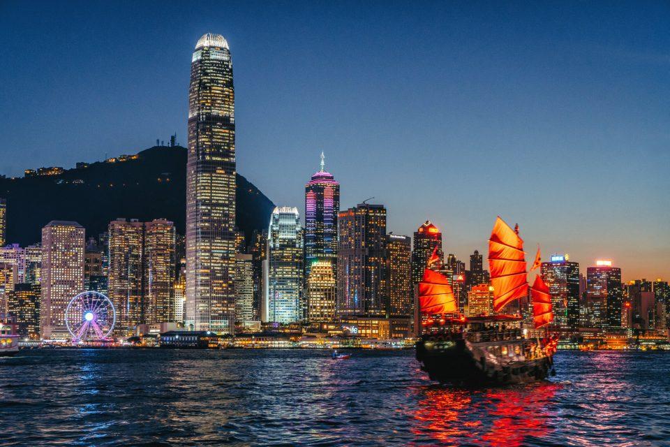 Guía Hong Kong