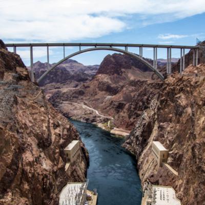 Hoover Dam Bypass, Guía Las Vegas