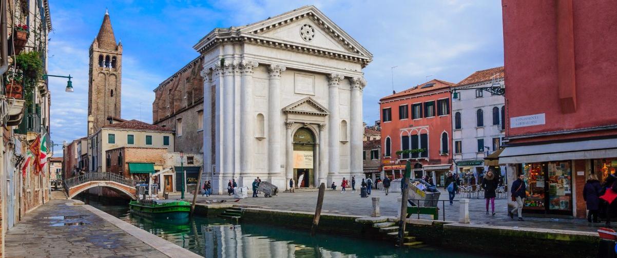 Guía Venecia, Iglesia de Barnaba