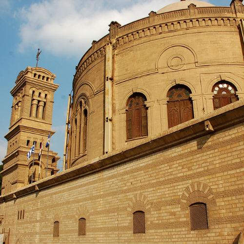Iglesia de Santa Bárbara, El Cairo
