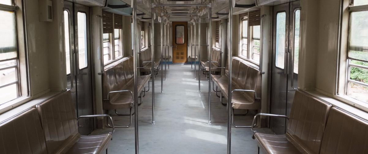 Guía El Cairo, Interior del metro