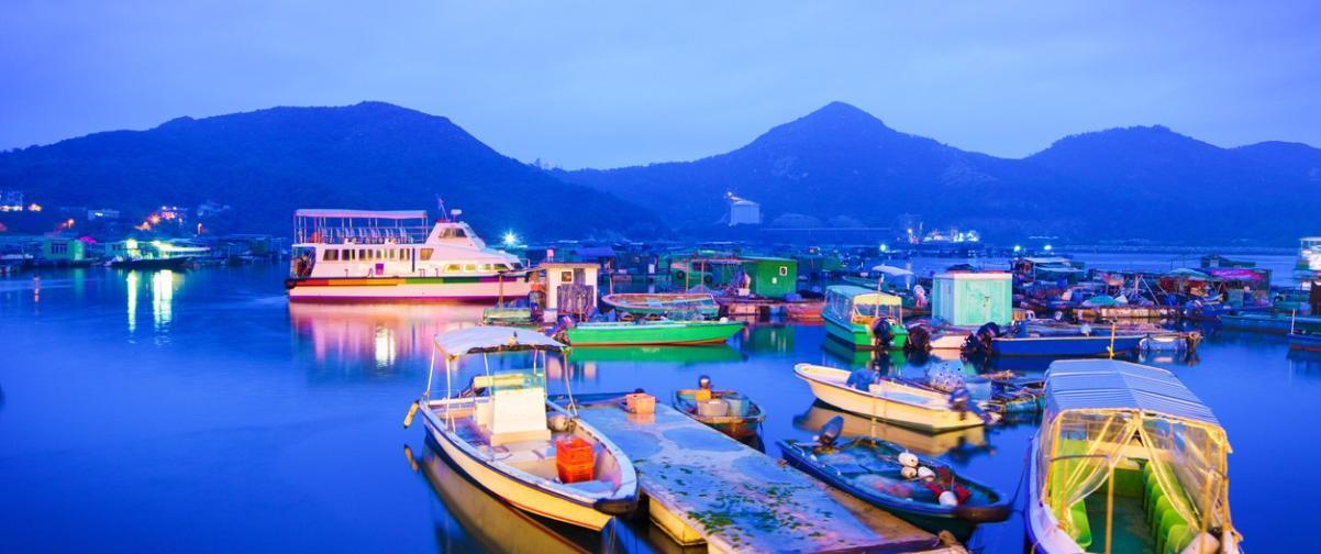 Guía Hong Kong, Isla de Lamma
