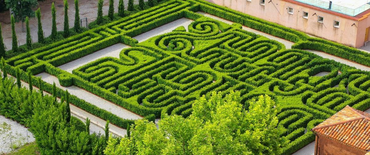Guía Venecia, Jardines Monasterio San Jorge