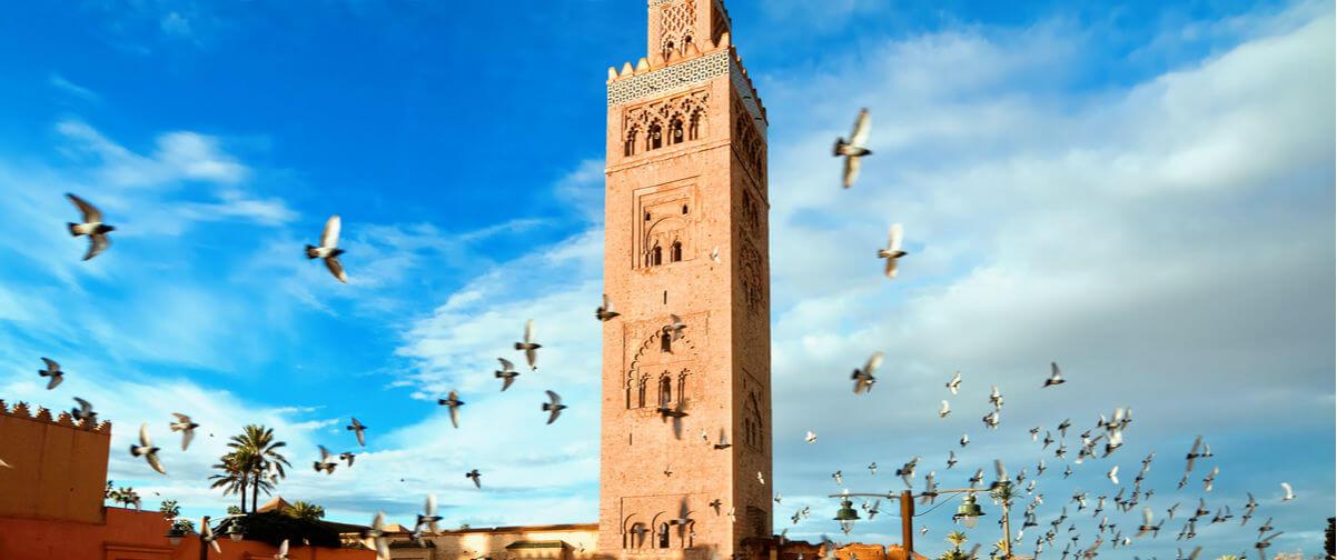 Guía Marrakech, Mezquita Koutoubia