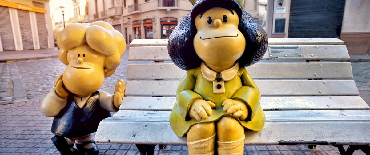 Guía Buenos Aires, Mafalda
