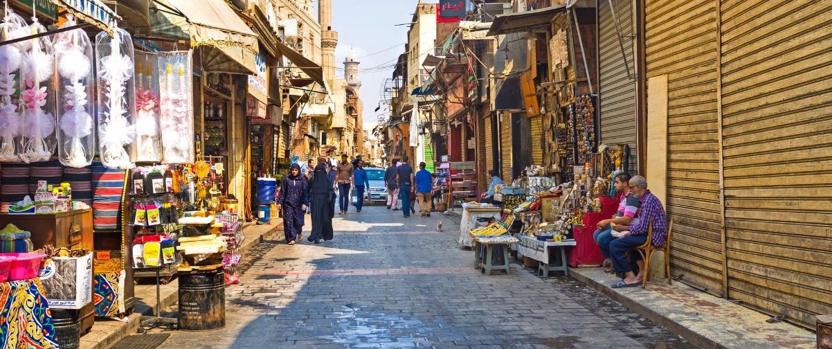 Guía El Cairo, Bazar El-Jalili