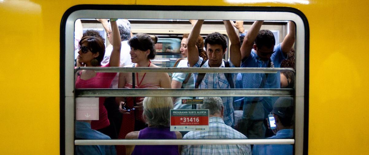 Guía Buenos Aires, Metro