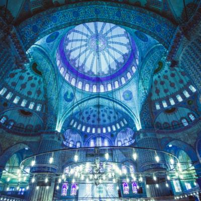 Mezquita azul, Guía Estambul