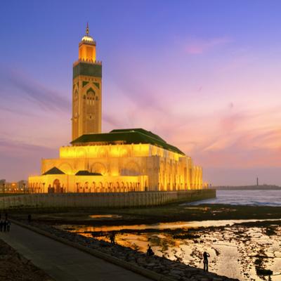 Mezquita Hassan II, El Cairo