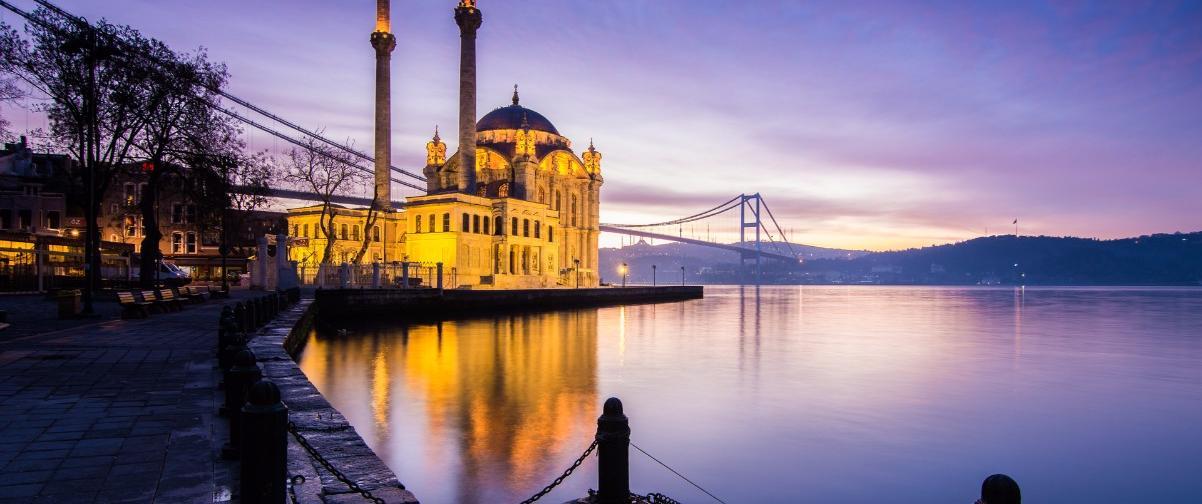 Mezquita Ortakoy, Guía Estambul