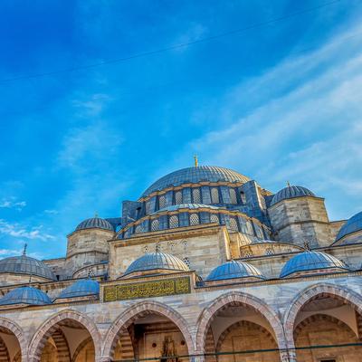 Mezquita Suleymaniye, Guía Estambul