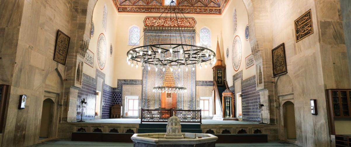 Mezquita verde, Guía Estambul