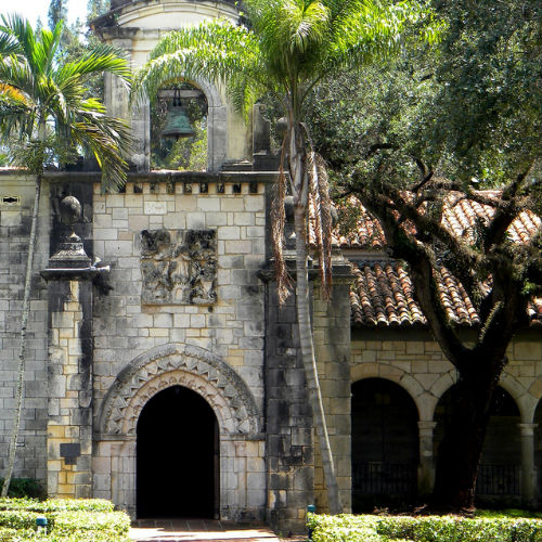 Guía Miami, Antiguo Monasterio Español