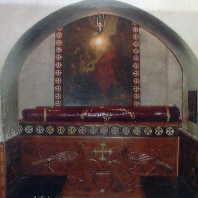 Monasterio de San Mercurio, El Cairo