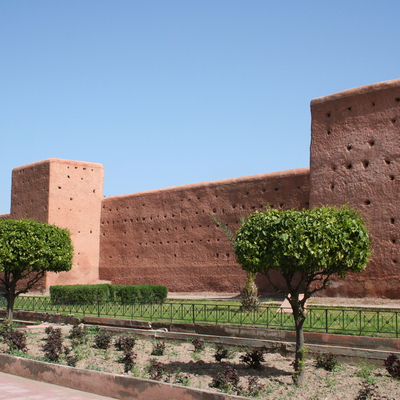 Guía Marrakech, Murallas de Marrakech