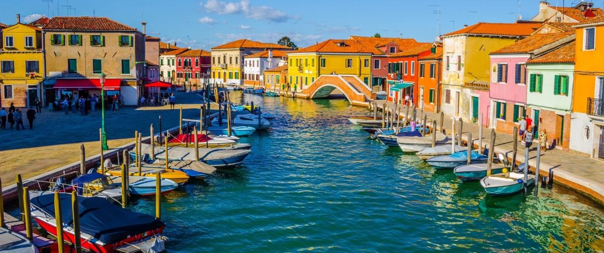 Guía Venecia, Murano