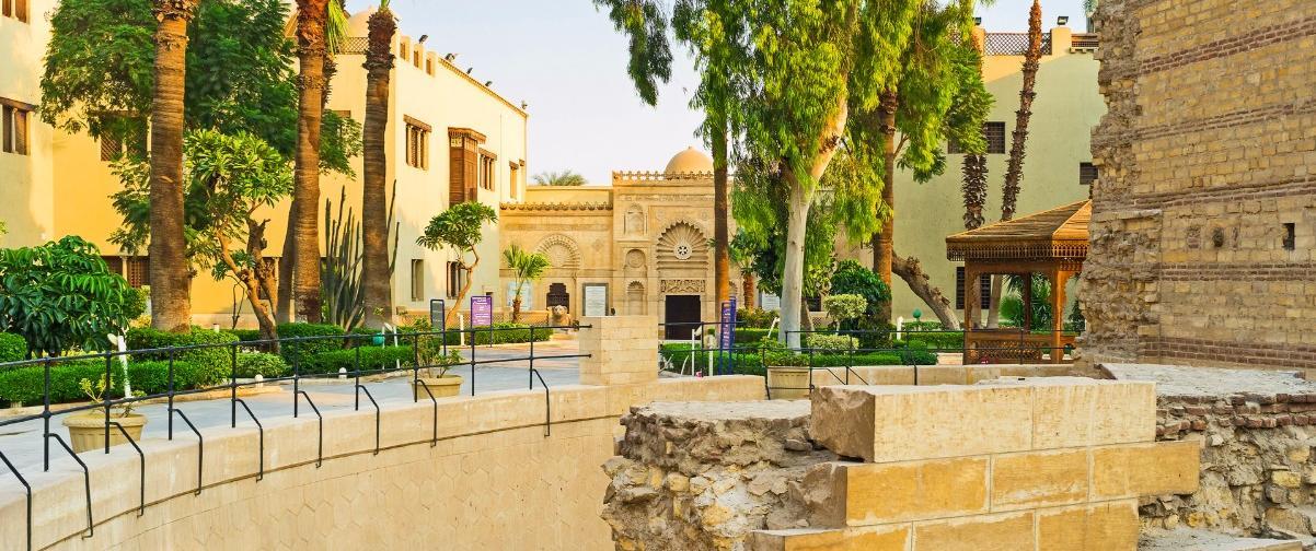 Guía El Cairo, Museo Copto