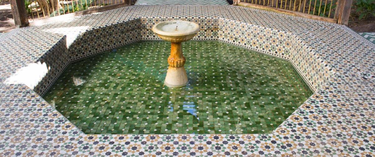 Guía Marrakech, Museo Dar-Si-Said