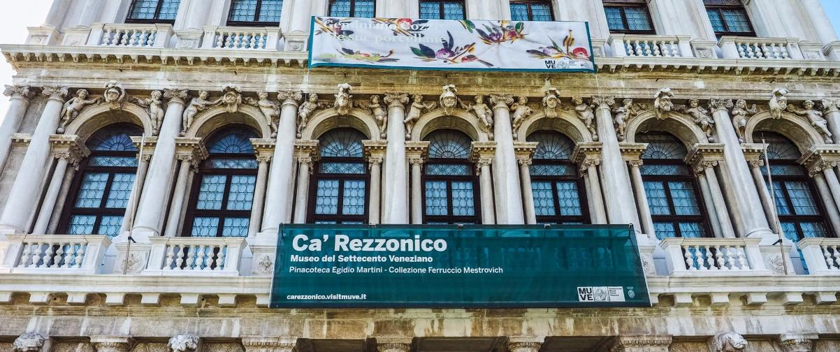 Guía Venecia, Museo Settecento