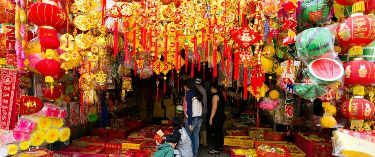 Año Nuevo Vietnam