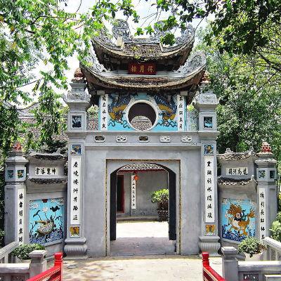 Guía Hanoi- Templo Ngoc Son