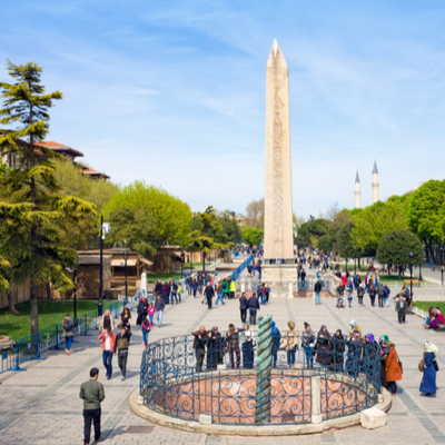 Obelisco de Teodosio, Guía Estambul