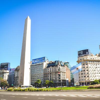 Guía Buenos Aires, Obelisco