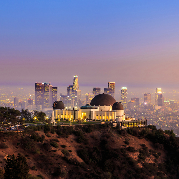 Guía Los Ángeles, Observatorio Griffith