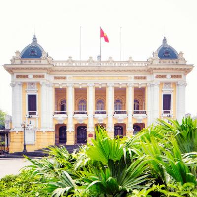 Guía Hanoi, Opera Hanoi