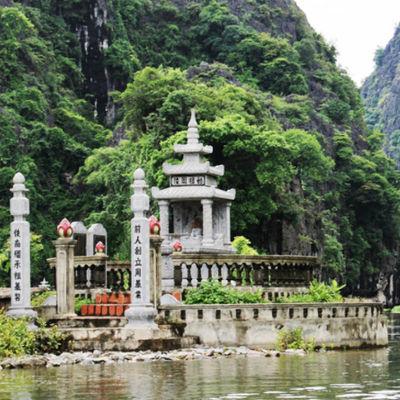 Guía Hanoi, Pagoda del perfume