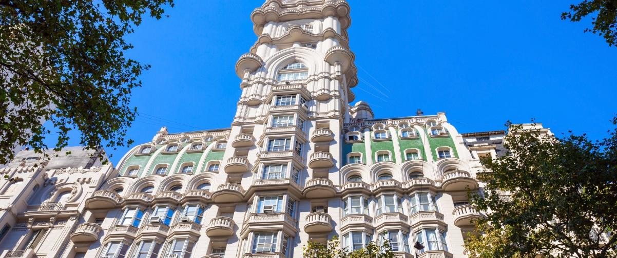 Guía Buenos Aires, Palacio Barolo