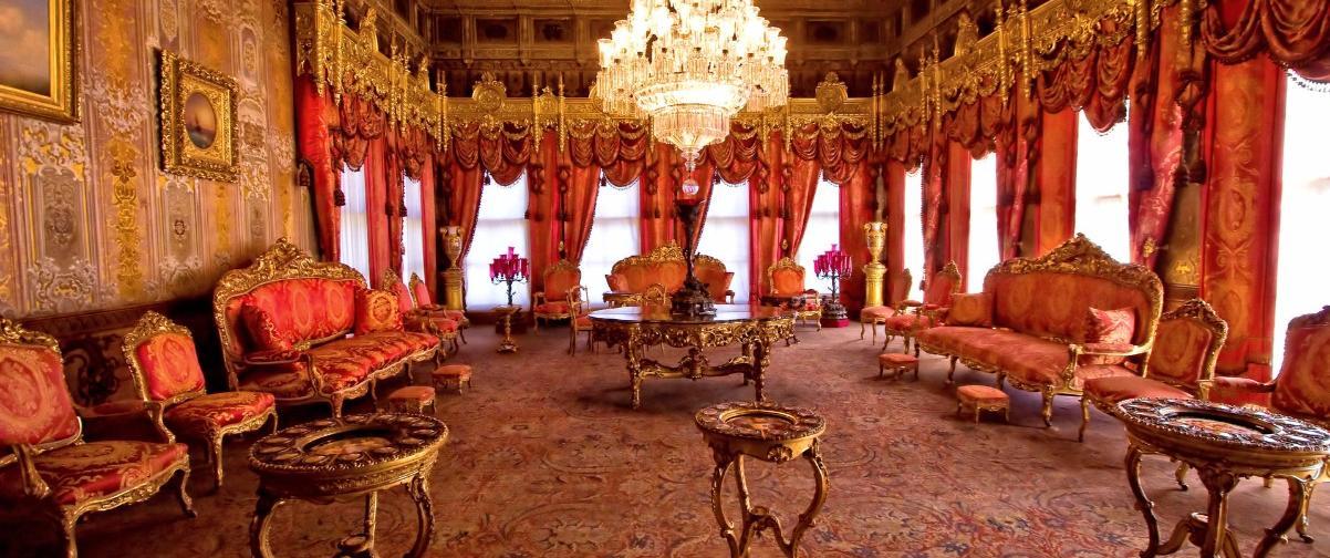 Palacio Dolmabahce, Guía Estambul