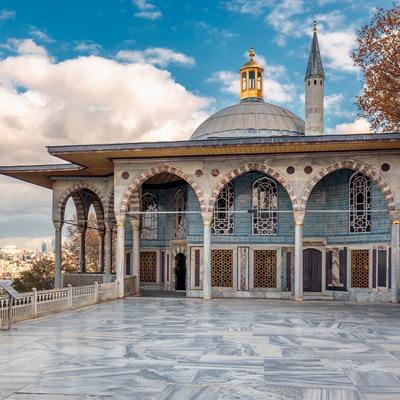 Palacio Topkapi, Guía Estambul