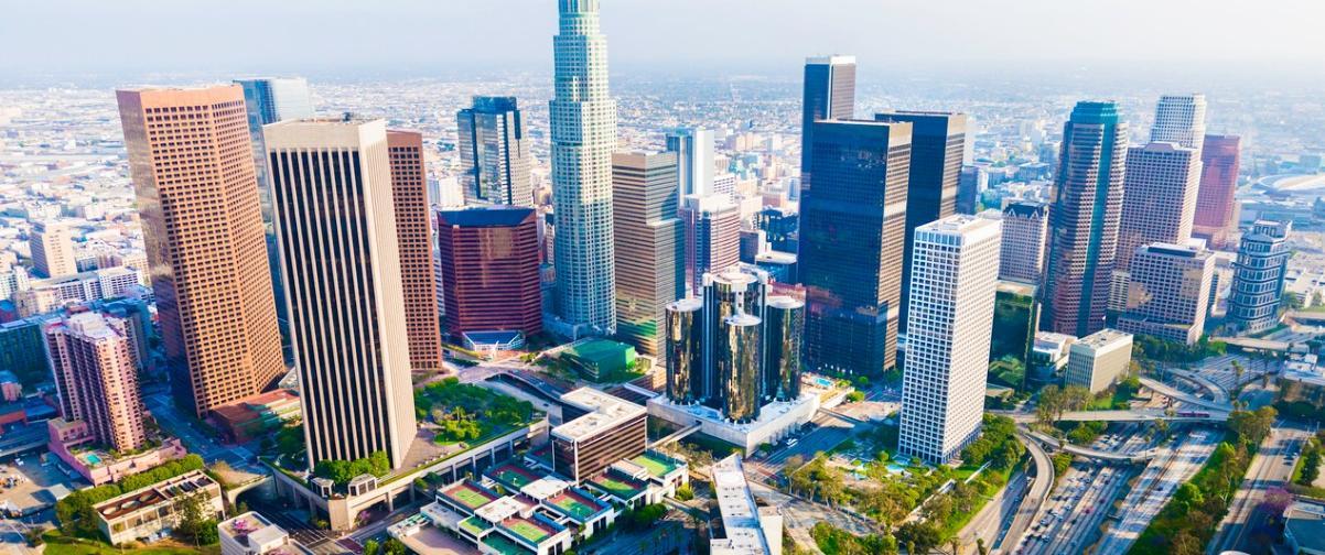 Guía Los Ángeles, Panorama Los Ángeles